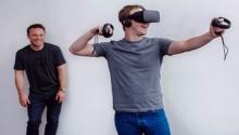 SteamVR平台将支持对手Oculus家的Touch游戏手柄