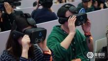 中国成世界第二大VR市场,2016年VR头显出货约30万