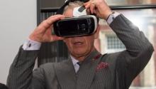 """微软:VR如同未来世界的""""大麻"""""""