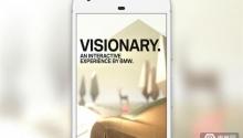 手机上的VR版4S店,宝马发布Visonary看车应用