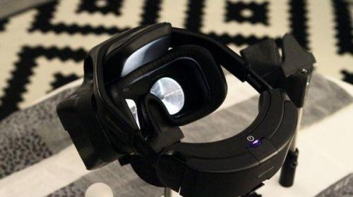 英特尔VR头盔Alloy第二代或年底发布,价格低于1000美元