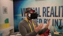 第二代英特尔Alloy头盔亲测:软件、手部追踪更优化
