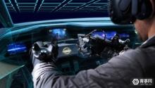 效率翻N倍,日产用VR+触觉反馈手套开发汽车