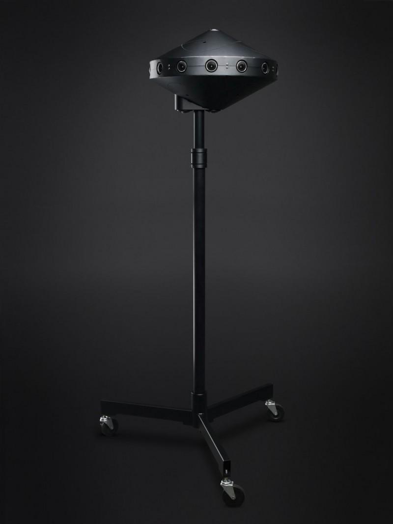 Facebook 推出带有 360 度相机的 VR 图像捕捉设备