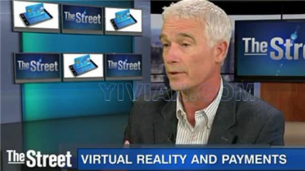 VR可能成为移动支付的未来