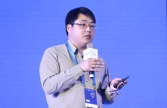 奥飞娱乐战略官李斌:没有VR就没有泛娱乐