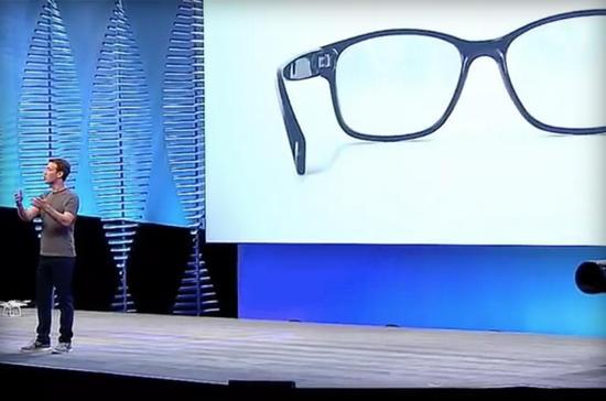 Facebook野心不止VR帝国,下一步目标是AR眼镜
