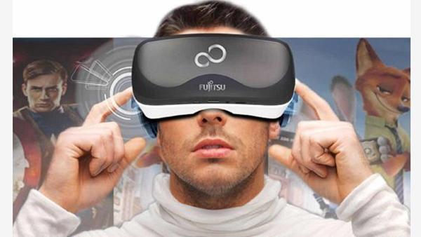 富士通首款VR一体机来了 降低延迟减少眩晕