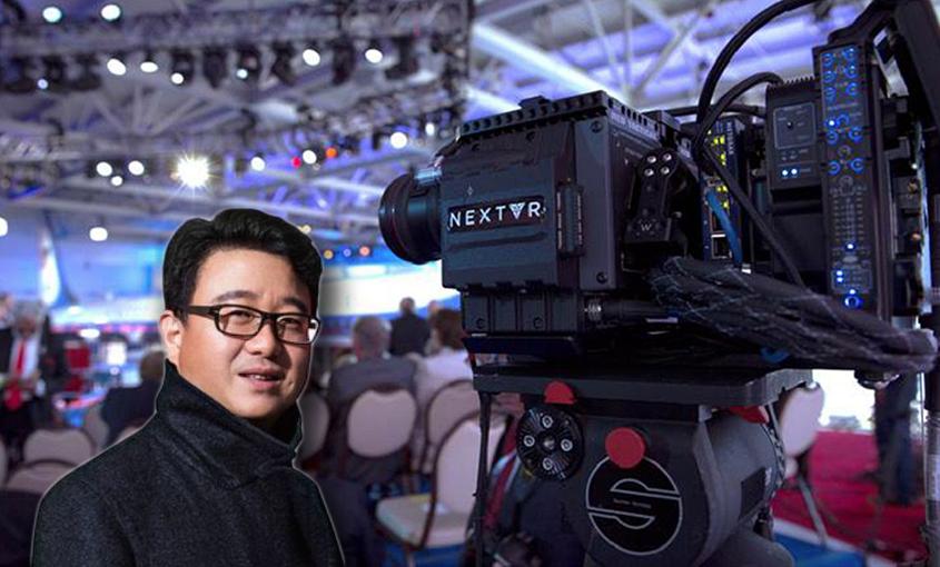 首发 网易丁磊:首投落子NextVR 只因不敢错过VR时代