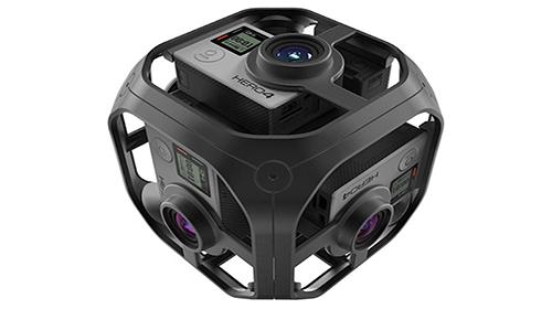 """全方位无死角?GoPro新360度摄影机""""Omni""""下周出货"""