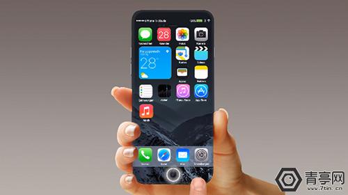 苹果新专利,iPhone7s将是一部AR手机?