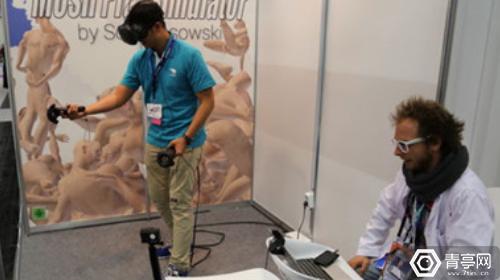 VR新游《肉体碰撞仿真器》亮相科隆 浓浓岛国范 AR游戏 第2张