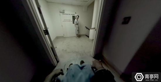 VR电影三部曲 想体验贞子从电视里爬出的感觉吗? AR资讯