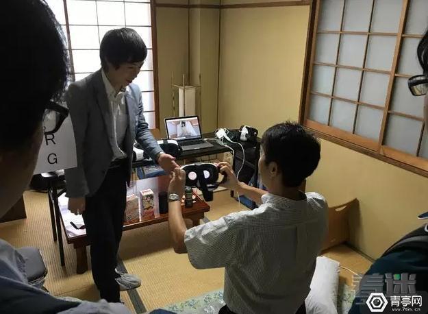 """日本VR成人展主办人:VR性爱比""""现实""""更轻松,将会登陆中国? AR资讯 第3张"""