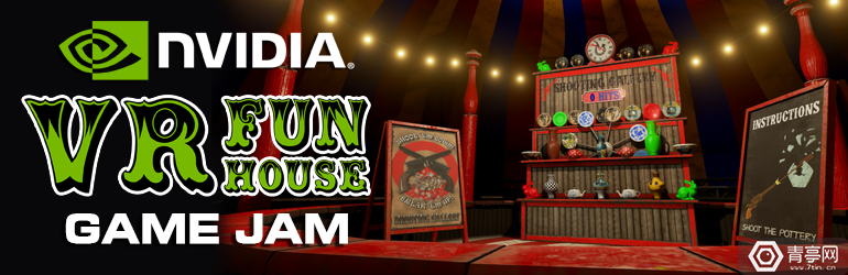 Nvidia-VR-Funhouse-Game-Jam