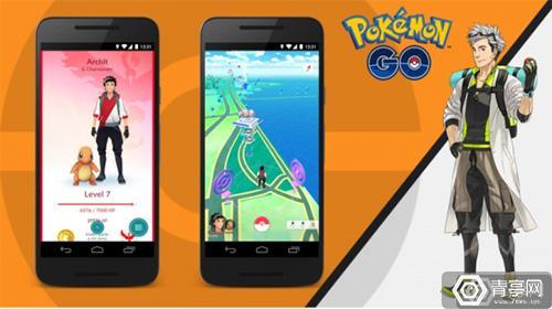 Pokemon Go大热,新作正在开发中!