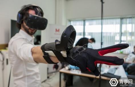 VR手套2