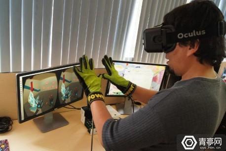 VR手套5