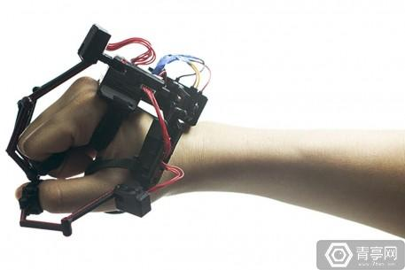 VR手套6
