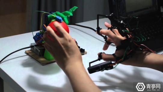 VR手套7
