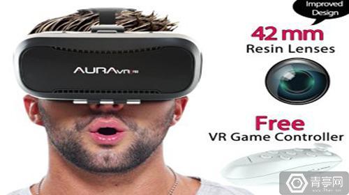 """除全球首款Daydream VR头盔,印度还有""""性价比之王""""?"""