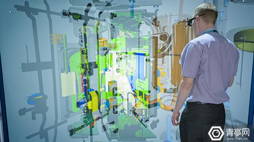 西门子:VR帮我们减少了90%的新品设计问题