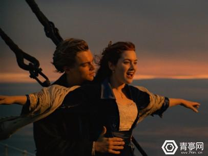 im on top of the world titanic