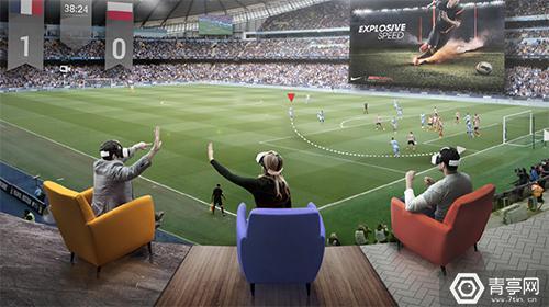 福克斯体育牵手LiveLike推出VR直播应用,NextVR的好日子到头了?