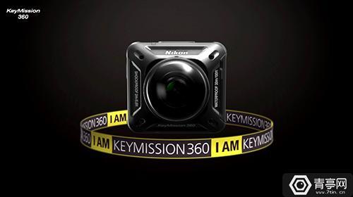尼康公布360度相机价格和功能,三星Gear360地位不保?