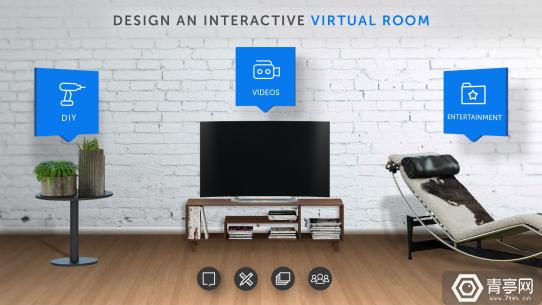 myVR-Promo-interactive-Room