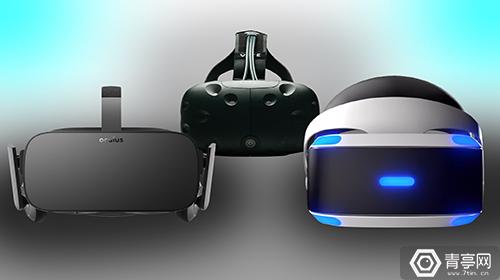 购买导读!是选PSVR,Oculus还是HTC Vive呢?
