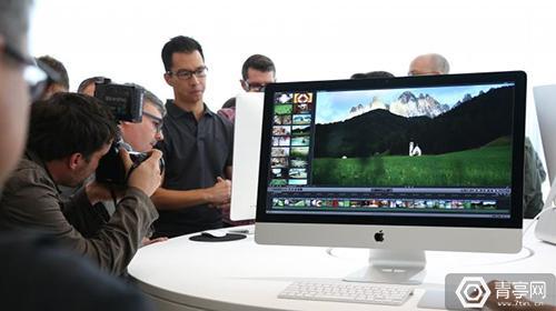 除了VR/AR功能,苹果新iMac还可能携带哪些黑科技?