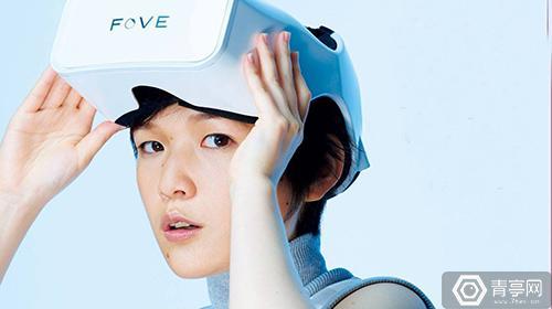 """索尼出身的""""邻家女孩"""",研发FOVE头盔叫板老东家"""