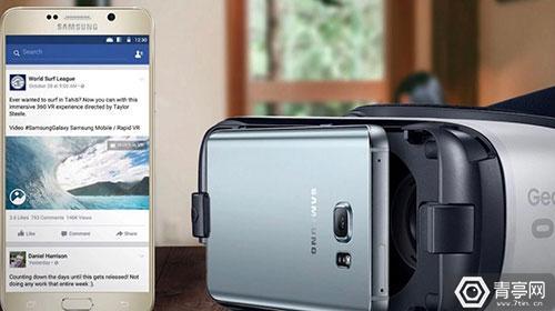 三星Gear VR高层发声 360度视频将使VR成为主流!