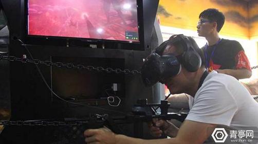 """红色文化体验VR项目落户赤水 体验红军的""""四渡赤水""""感觉"""