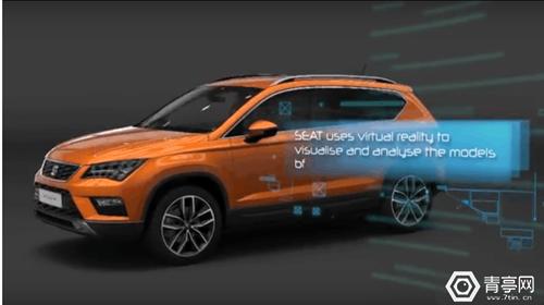 西雅特运用VR技术将原型车生产时间缩短30%