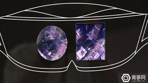 夏普展示超精细IGZO显示屏,用于VR头盔可实现4K分辨率!