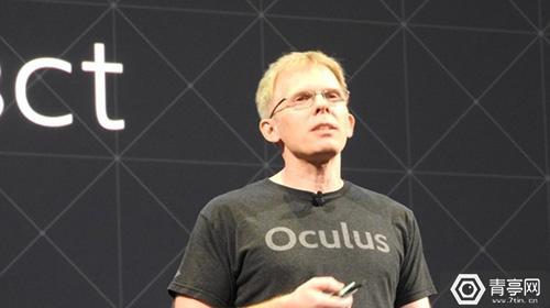 Oculus CTO称移动端VR有十倍用户量,其他高层称仅为个人观点