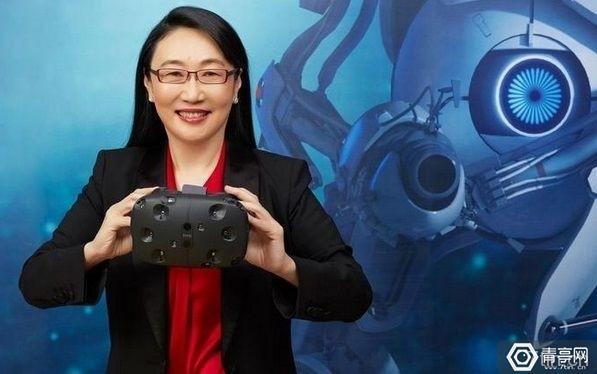 王雪红:PS VR和HTC Vive体验不在一层级