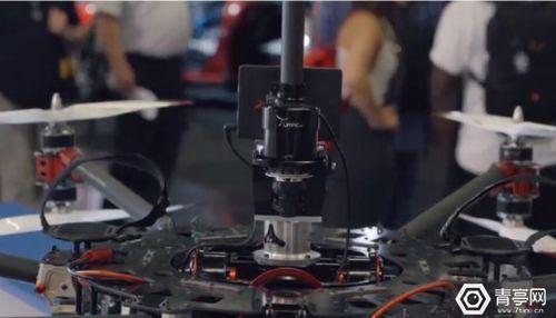 无人机和VR结合的产物会是什么?Varavon展示独特的三轴VR无人机