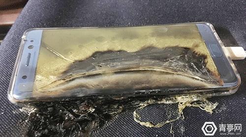 Note7爆炸频发,新专利曝光三星或重新使用可拆卸电池