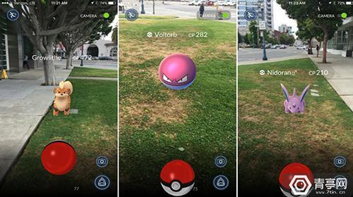 福布斯:Pokemon Go的更新会大幅增加精灵捕捉率