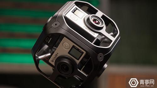 如何挑选360度VR摄影机?《钢铁侠》的制作者倾情分享