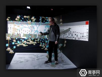 VR-data-modeling