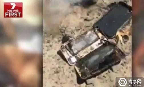 Iphone7爆炸