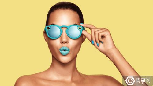 Snapchat的新眼镜玩具:向着AR领域进军的野心