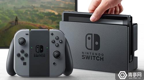 仅供参考!Switch宣传片中运行游戏的画面为后期特效