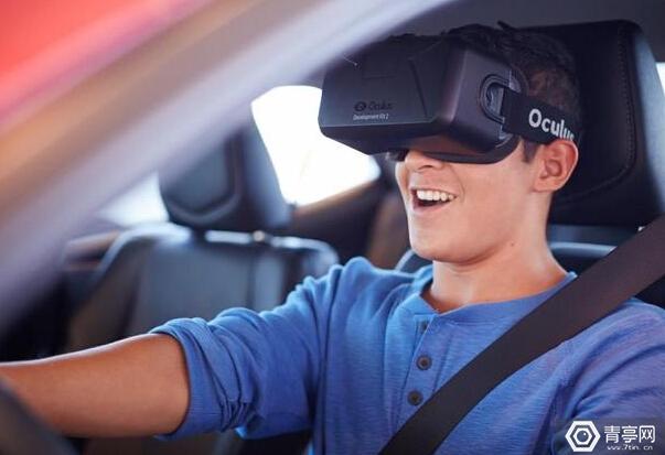 """英国:虚拟现实技术""""走进""""汽车行业"""
