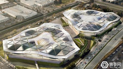 大楼是怎样用VR建成的?揭秘英伟达新总部建造史