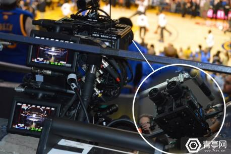NextVR-NBA-livestream-upper-deck-view-camera